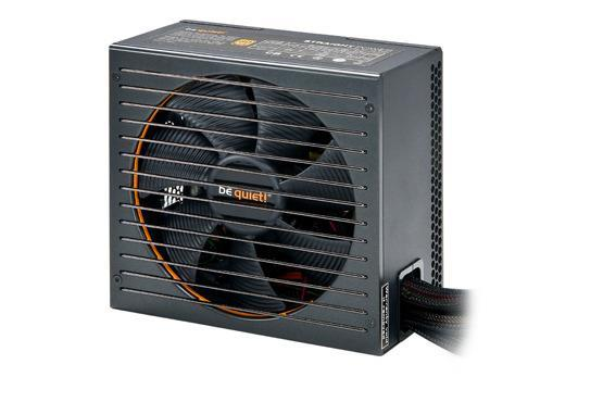 be quiet! Straight Power E9 500W Power Supply PSU with 135 mm Quiet Fan 80 PLUS Gold