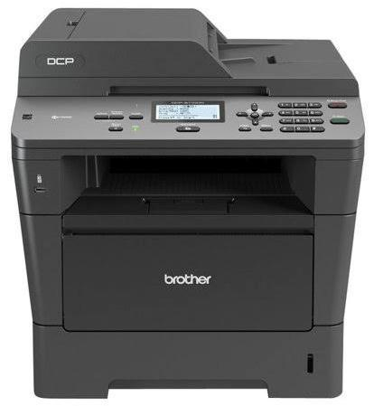 Brother DCP-8110DN Mono Laser All in One Printer Scanner Copier