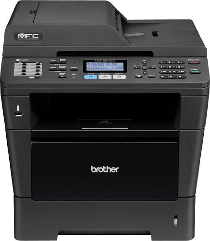Brother MFC-8510DN All In One Mono Laser Printer