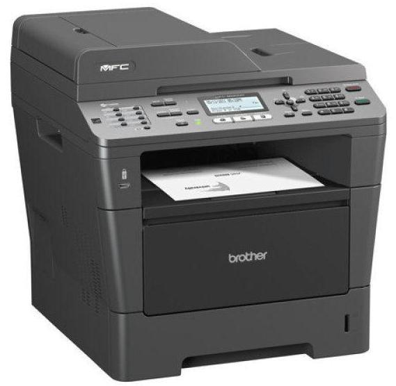 Brother MFC 8520DN All In One Mono Laser Printer