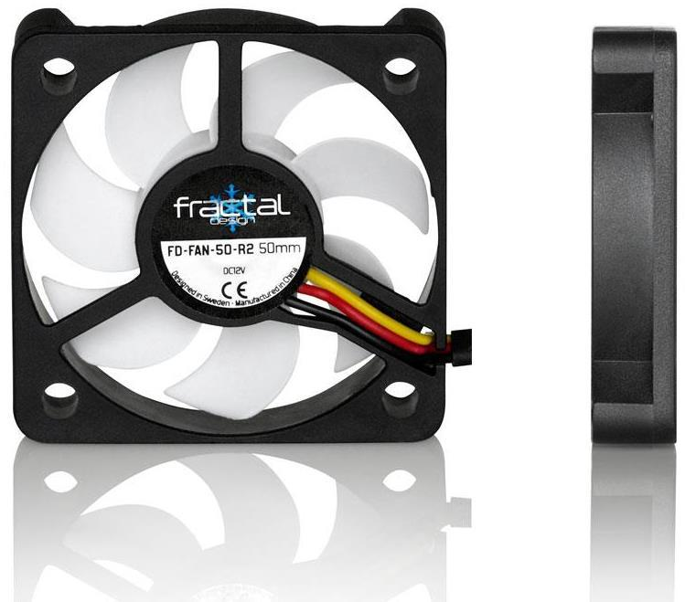 Fractal Design Silent Series R2 50mm 5cm Case Cooling Fan