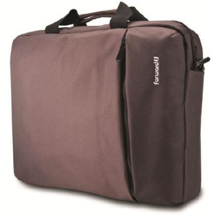 "Forward knox BROWN TL04 Top Loading Messenger Laptop Case suitable for 14""- 15.6"" Laptops WAS £29.99"