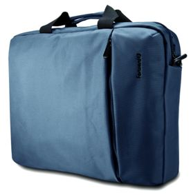 "Forward knox BLUE TL06 Top Loading Messenger Laptop Case suitable for 14""- 15.6"" Laptops WAS £29.99"