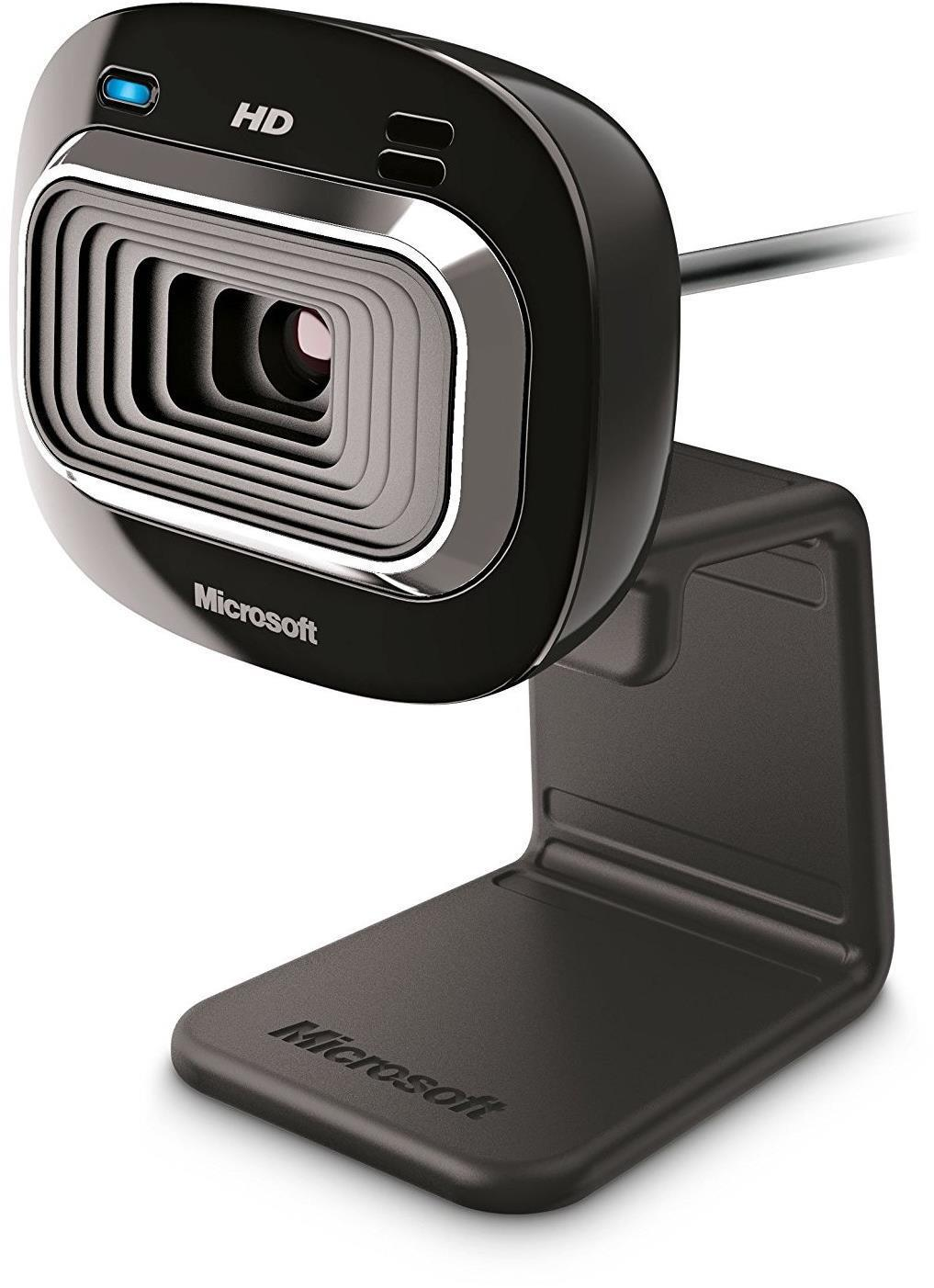 Microsoft LifeCam HD 3000 Webcam 1280x720