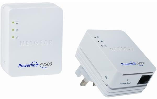 Netgear Powerline 500 Kit