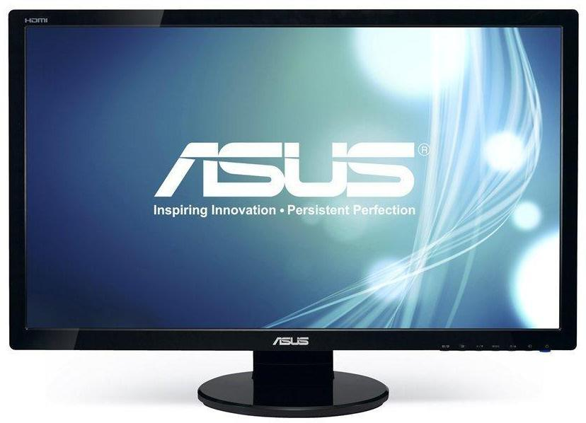 "ASUS VE278H 27"" Widescreen Full HD Monitor with 2ms Speakers"