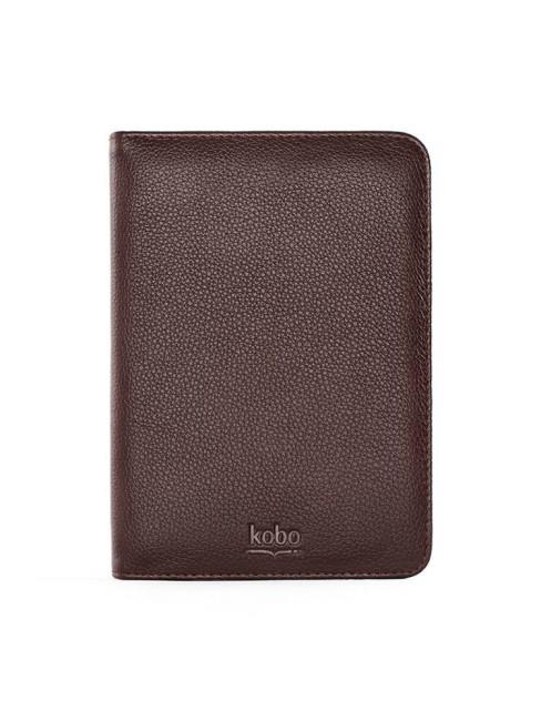 Kobo Carrying Case for Digital Text Reader - Brown