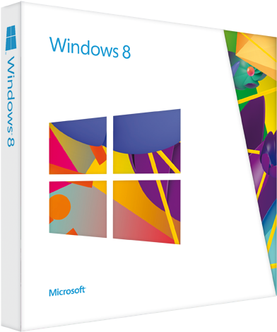 Microsoft Windows 8 64 Bit Operating System