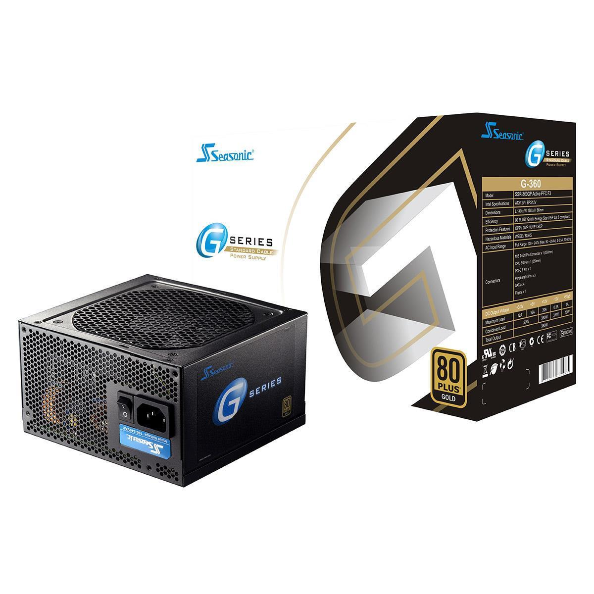 Seasonic G360 360W PSU