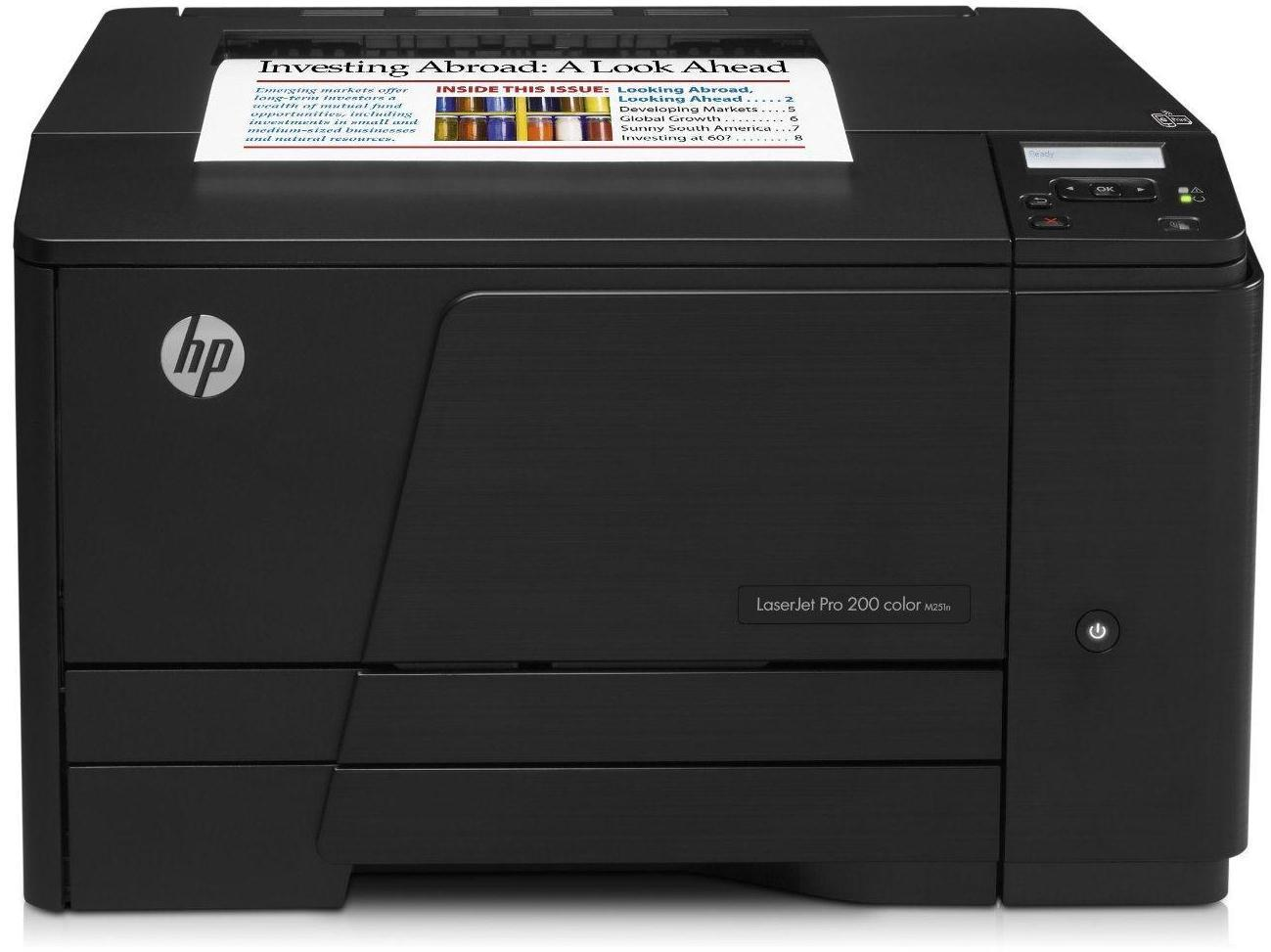 HP LaserJet Pro 200 Colour Printer M251n