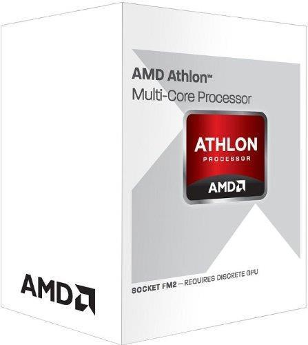 AMD Athlon II FM2 Quad Core Processor