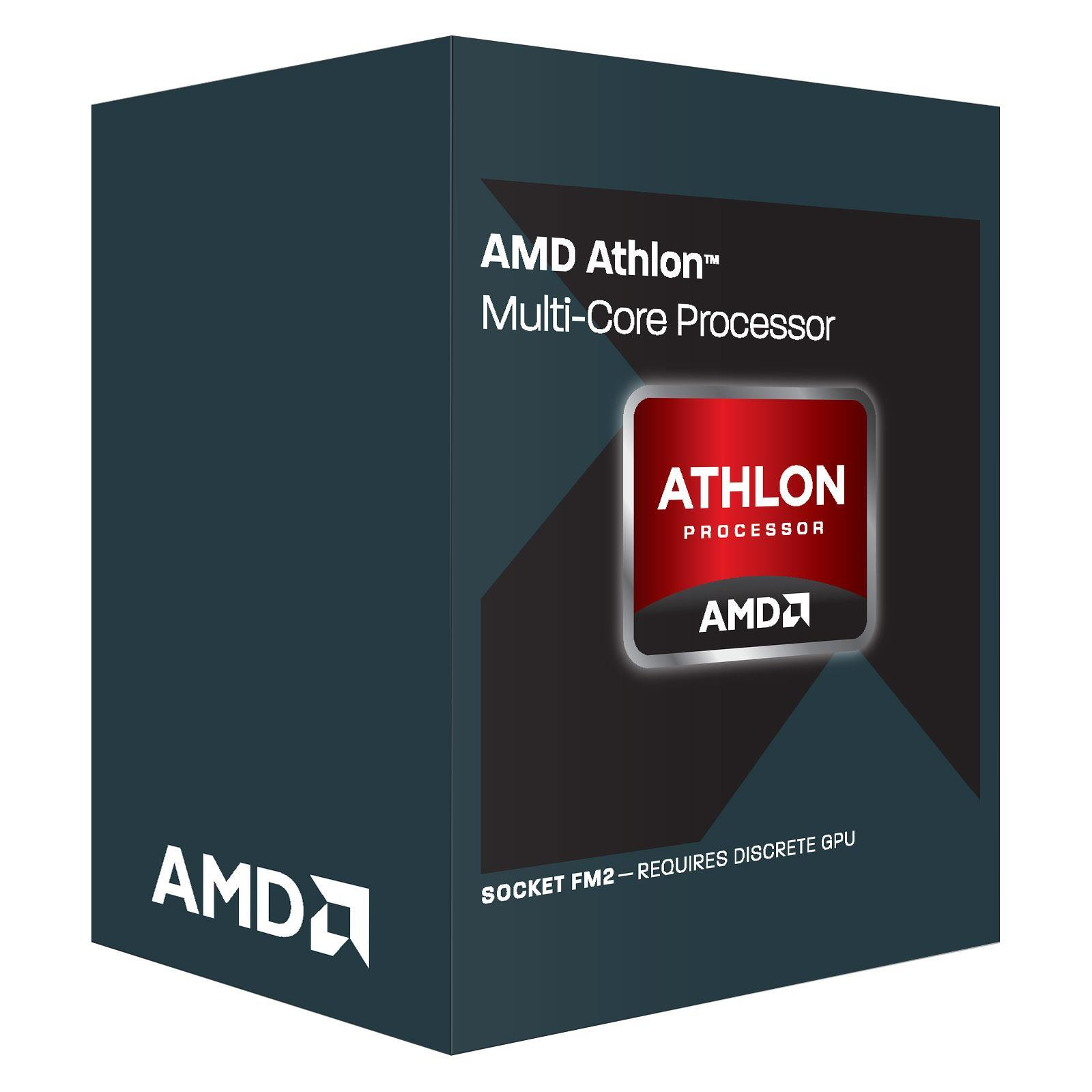 AMD Athlon II X4 750K Black Edition Quad Core Processor