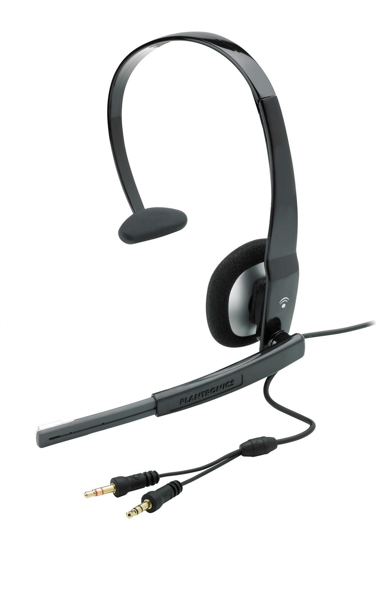 Plantronics .Audio 310 Wired Mono Over-the-head  Headset