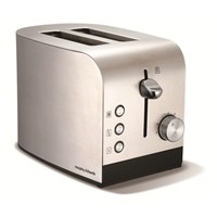 Morphy Richards 44208 Accents 2 slice Brushed Stainless Steel Toaster