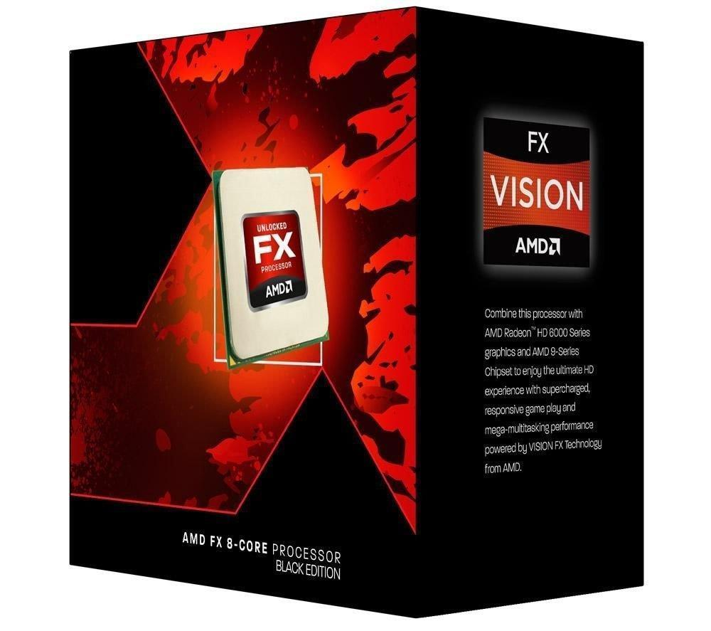 AMD FX8320 Black Edition 8 Core