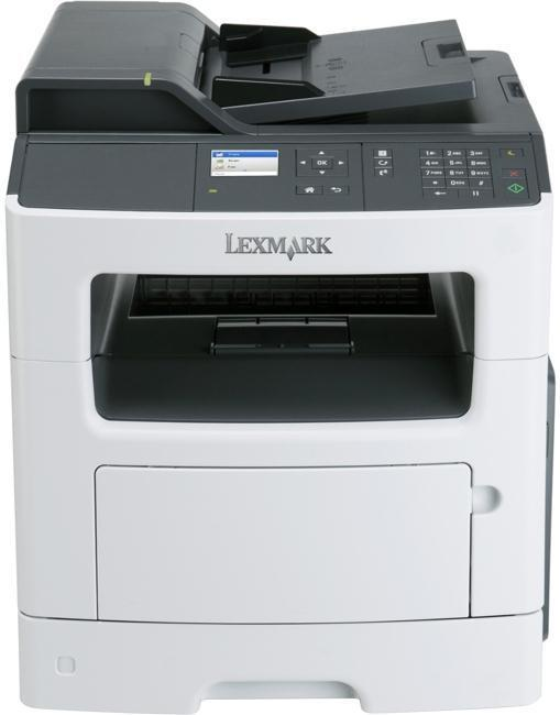Lexmark MX310dn A4 Mono Multifunction Laser Printer