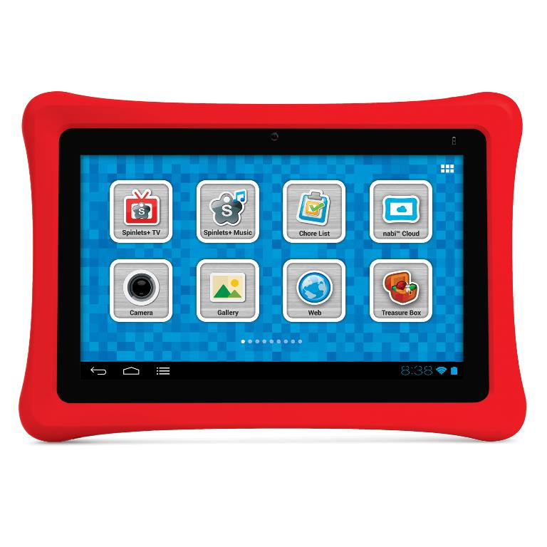 "Nabi 2 - 7"" Kids Android Tablet"