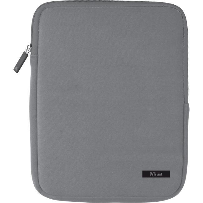 "Trust Carrying Case (Sleeve) for 25.4 cm (10"") Tablet PC - Grey"