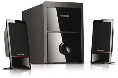 Microlab M700 Desktop Speakers with Subwoofer