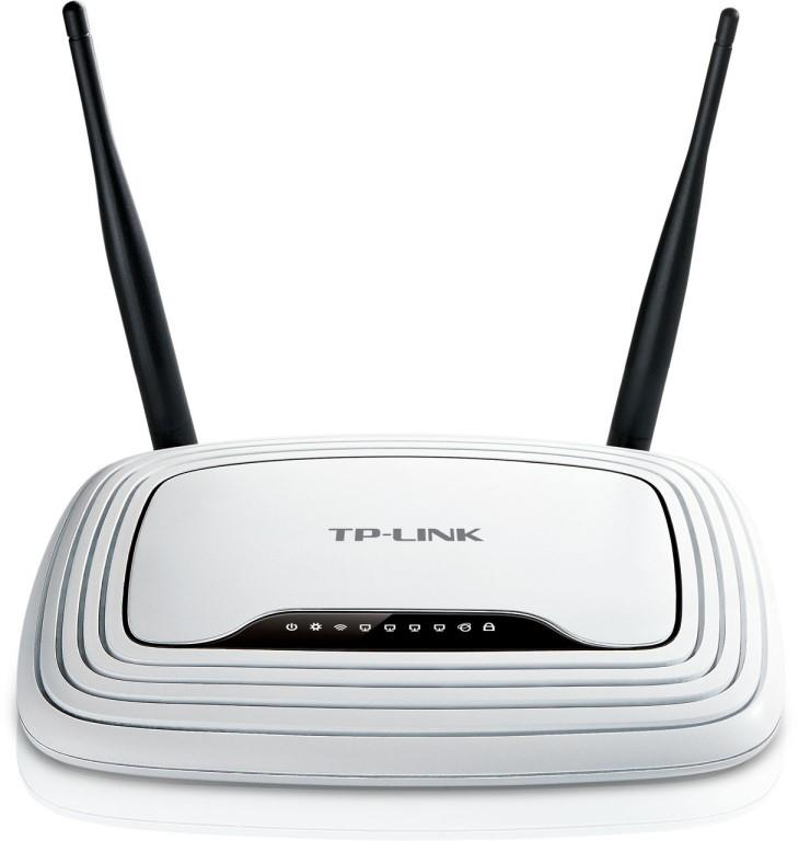 TP-LINK TL-WR841N Wireless Router - IEEE 802.11n
