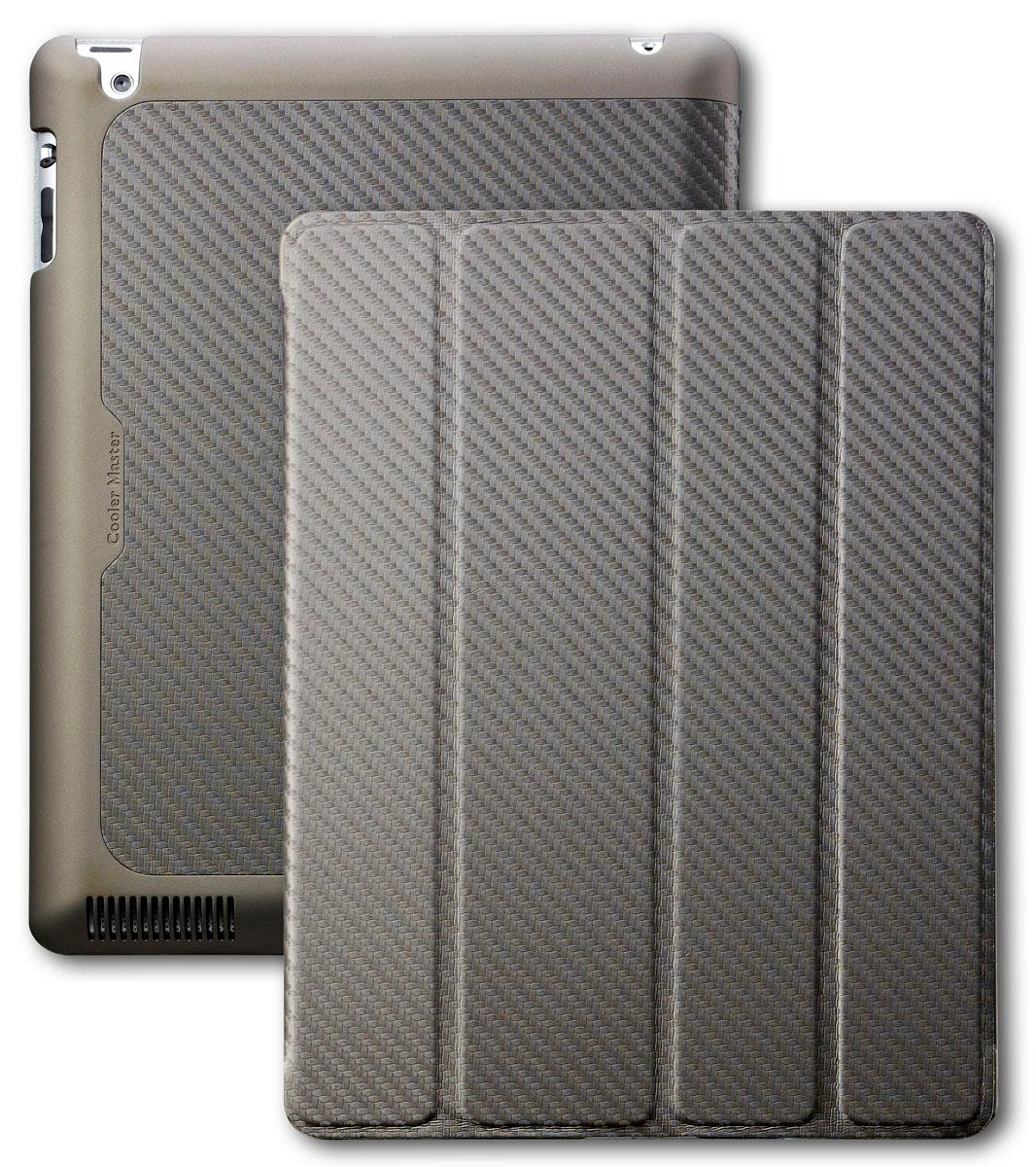 Cooler Master Mobile iPad Case Cover Wake Up Folio - Carbon Bronze
