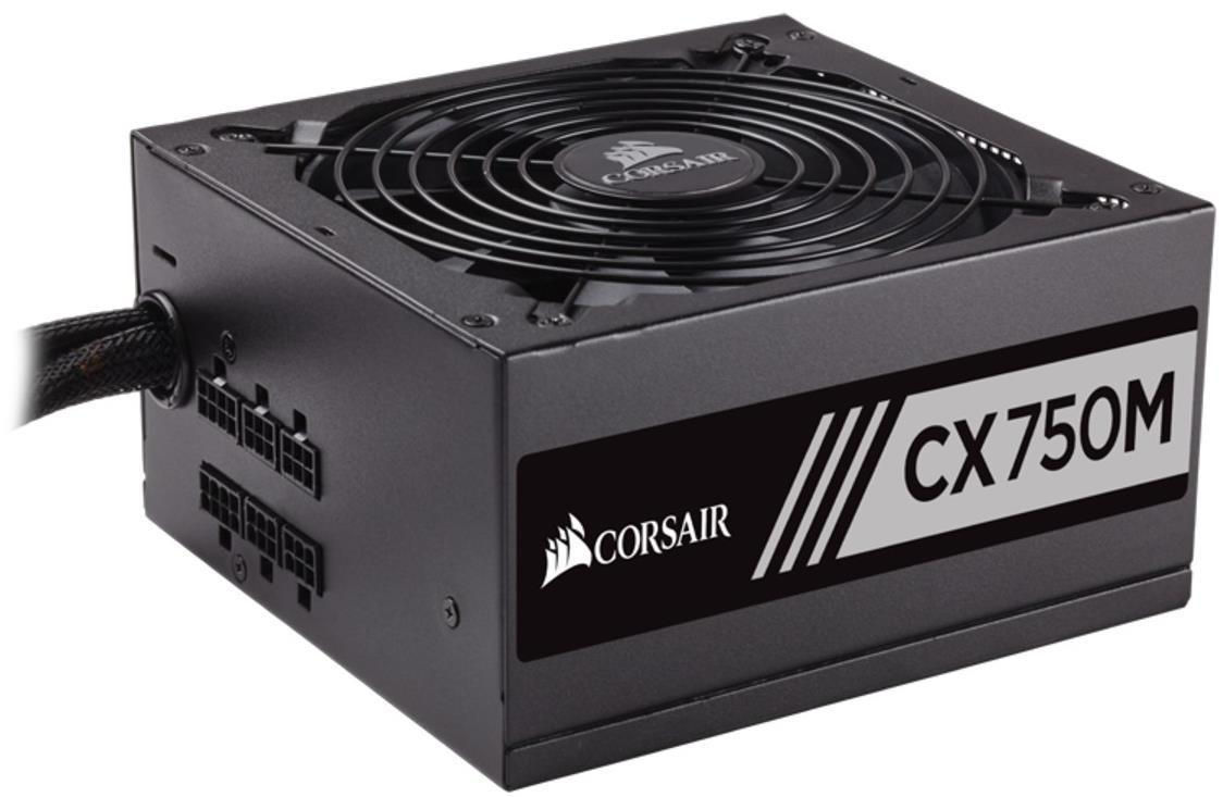 Corsair CXM Builder series 750W Hybrid Modular Power Supply