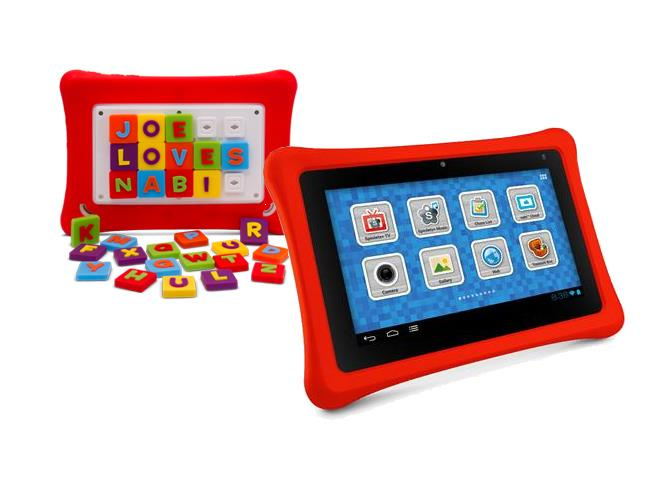 nabi 2 Tablet Bundle with FREE Letter Pack