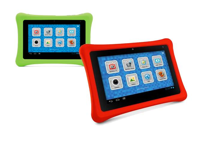 nabi 2 Tablet with FREE Green Bumper
