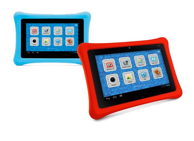 nabi 2 Tablet with FREE Blue Bumper