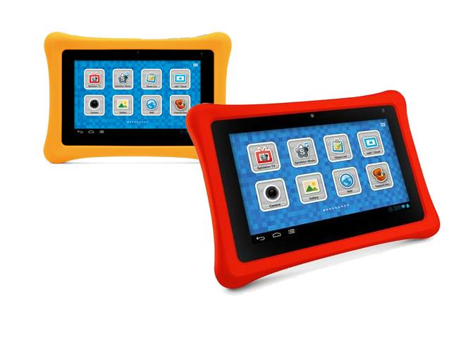 nabi 2 Tablet with FREE Orange Bumper