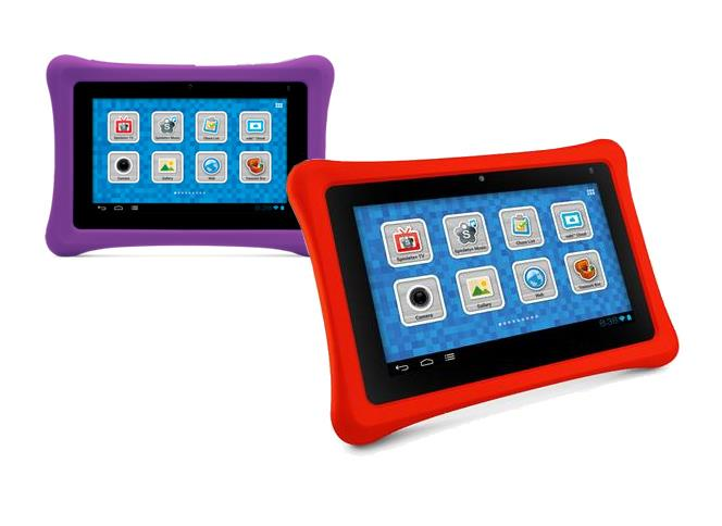 nabi 2 Tablet with FREE Purple Bumper