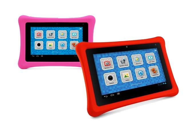 nabi 2 Tablet with FREE Pink Bumper