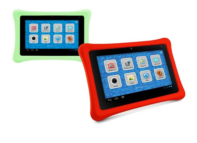nabi 2 Tablet with FREE Glow in the Dark Bumper