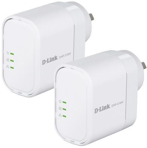 D-Link DHP-311AV Powerline Network Adapter