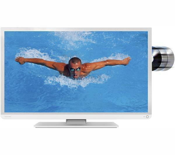 Toshiba 32D1334B 32 Inch LED TV/DVD Combi