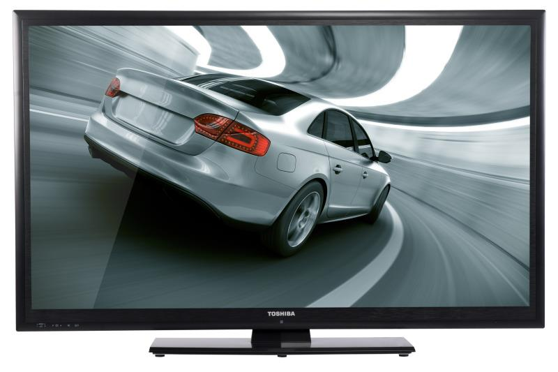 Toshiba 46BL702B 46 Inch LED TV