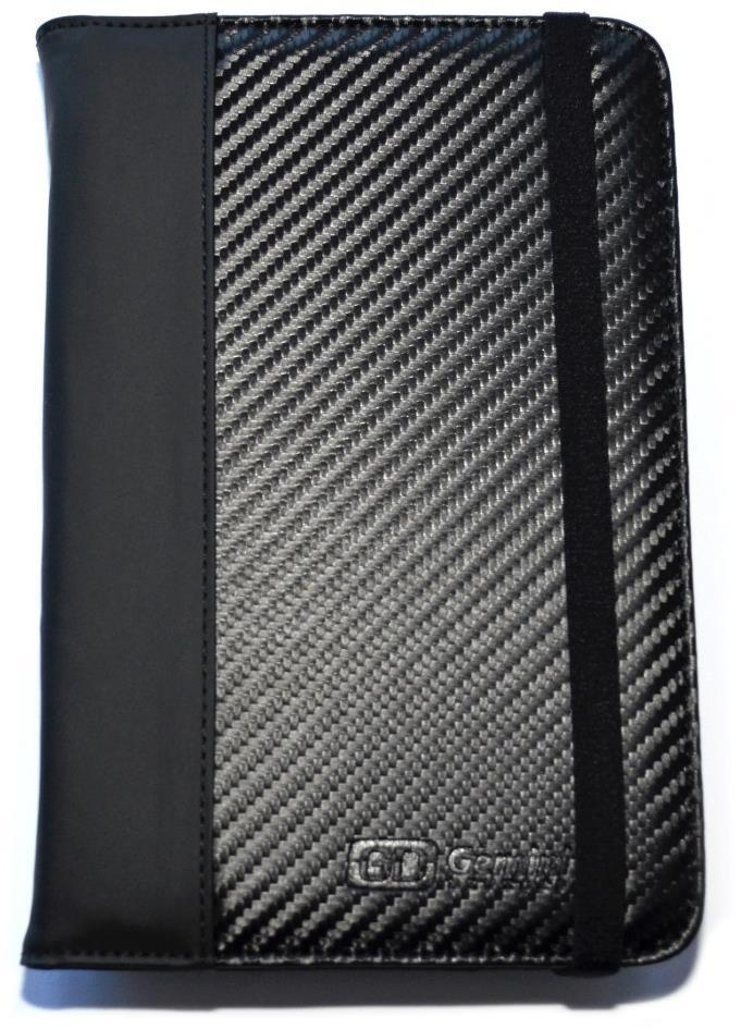 "7"" Slim Stand Carbon Fibre Tablet e-Reader Case for all 7"" Devices"