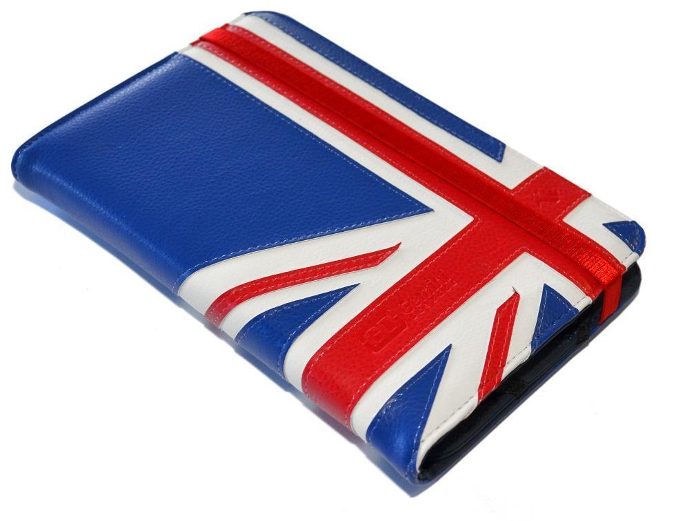 Union Jack United Kingdom Flag Tablet Slimline Case