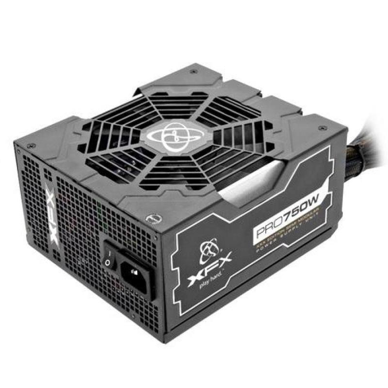 XFX 750W XXX Hybrid Modular Power Supply