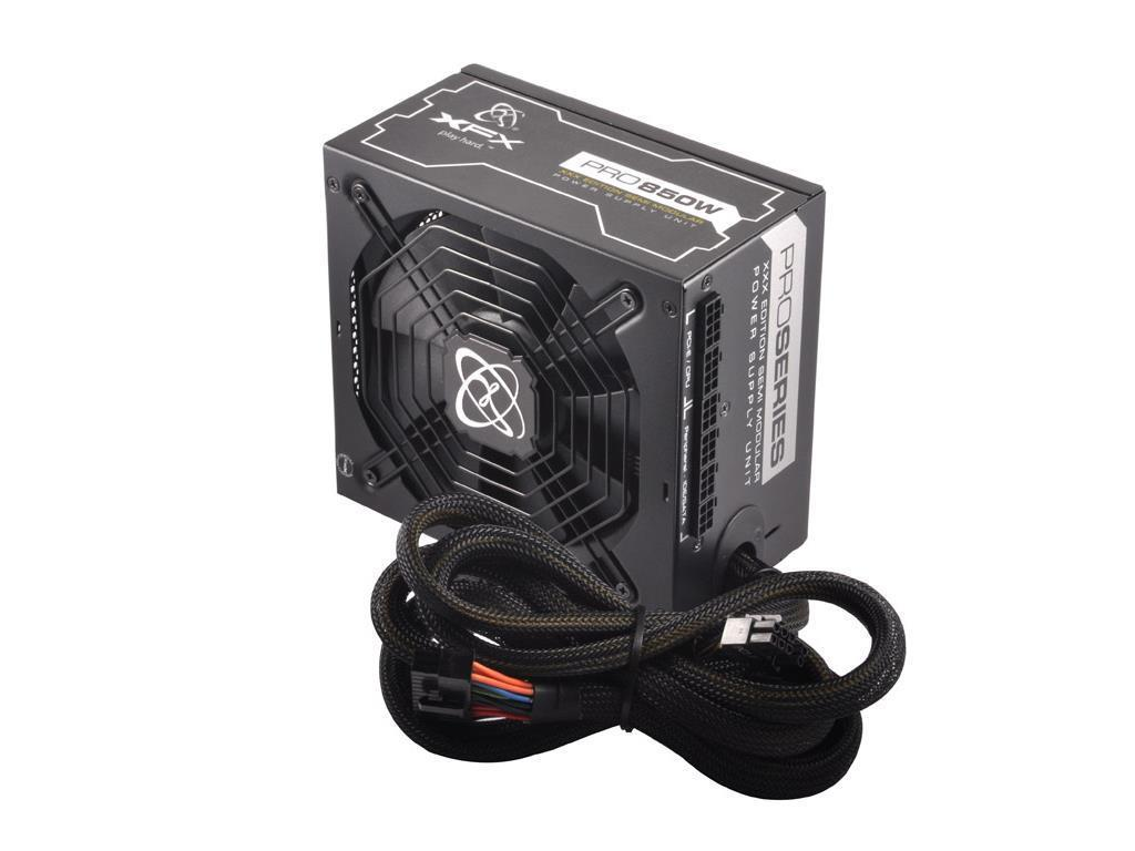 XFX 850W XXX Hybrid Modular Power Supply
