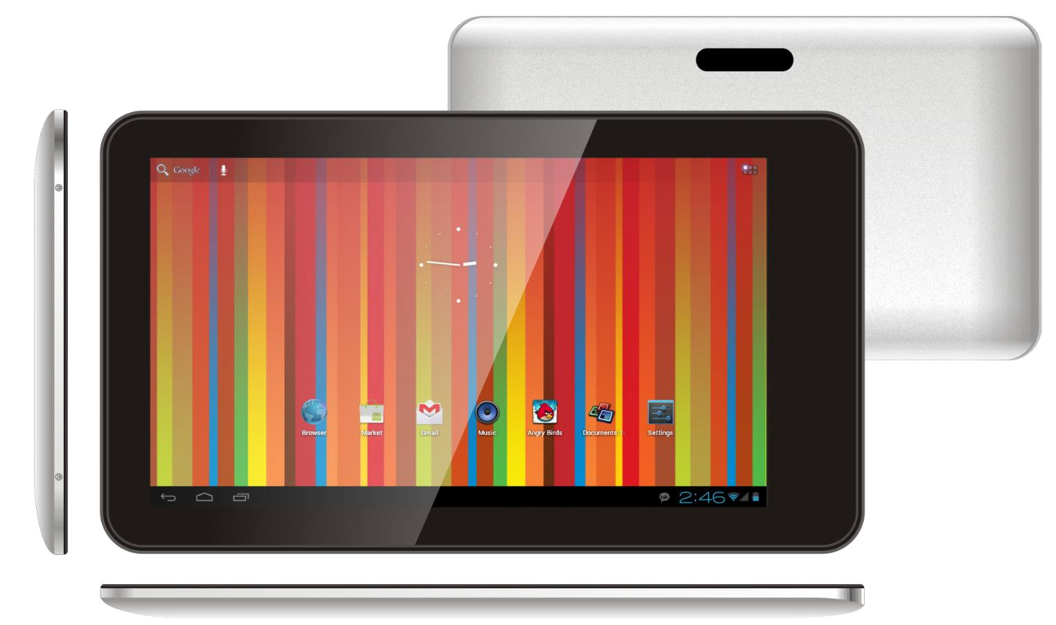 "Gemini Joytab DC7 7020 7"" Dual Core Duo 8Gb Tablet PC Android Jelly Bean OS"