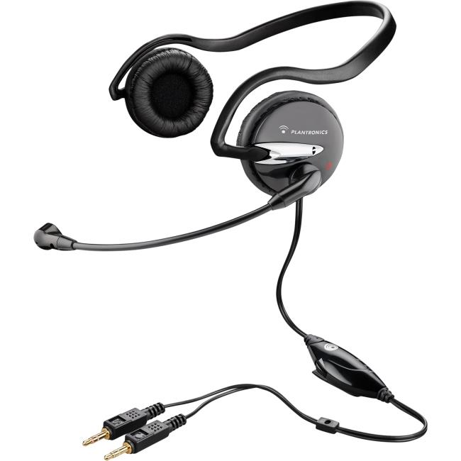 Plantronics .Audio 345 Wired Stereo Headset