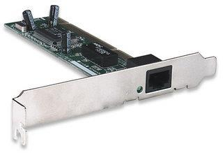 Intellinet Fast Ethernet PCI Network Card