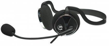Manhattan Behind-The-Neck Stereo Headset