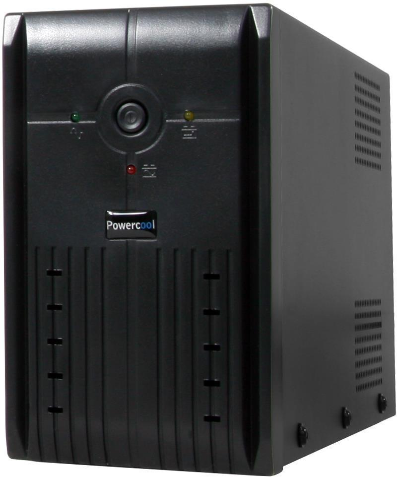 Powercool Smart UPS 650VA