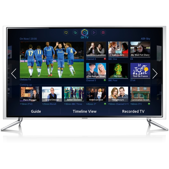 Samsung UE32F6800SB 32 Inch 3D Smart LED TV