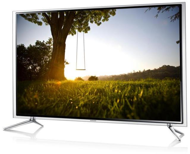 Samsung UE40F6800SB 40 Inch 3D Smart LED TV
