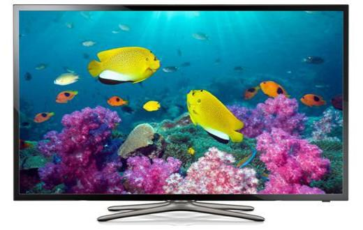 Samsung UE42F5500AK 42 Inch Smart LED TV