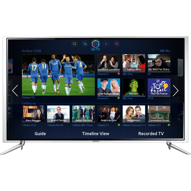 Samsung UE55F6800SB 55 Inch 3D Smart LED TV