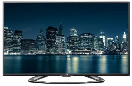 LG 42LA620V 42 Inch 3D Smart LED TV